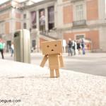 Visita relámpago a Madrid
