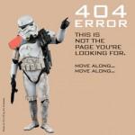Páginas de error 404 originales y creativas