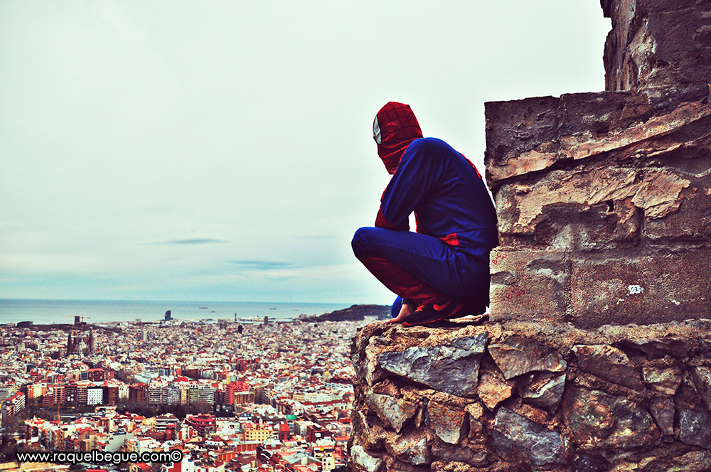 spiderman-bcn