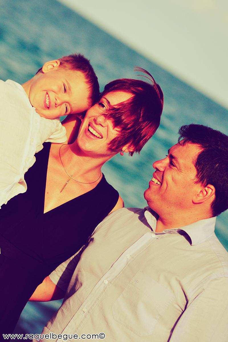 Sesión de fotos familia Badalona