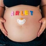 Sesión de fotos embarazo | Arlet