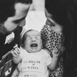 Fotos newborn Leo