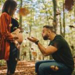 Sesión embarazo Montseny – Primera parte