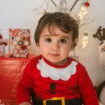 Sesión navideña – Eric